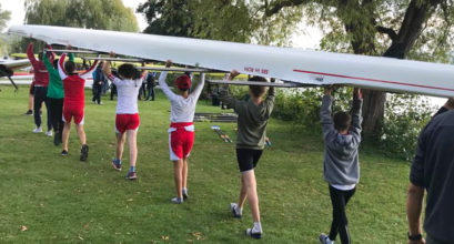 Kinder Regatta am 3. Oktober Ratzeburg